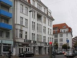 Rembertistraße in Bremen