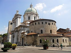 Roman Catholic Diocese of Brescia - Brescia Cathedral