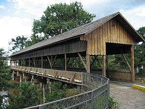 Caçador - Bridge Antonio Bortolon.