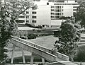 Bridge and student accommodation at the University of Stirling.jpg