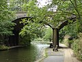 Bridge carrying Avenue Road over the Regent's Canal - geograph.org.uk - 609195.jpg
