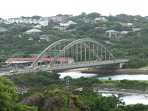 Port Alfred - Bridge in Port Alfred