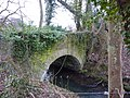 Bridge over Dunston Brook - geograph.org.uk - 1711897.jpg