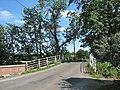 Bridge over the mill stream at Wainford Maltings - geograph.org.uk - 1970355.jpg