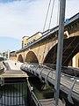 Bridges over Regent's Canal at Limehouse - geograph.org.uk - 2380725.jpg