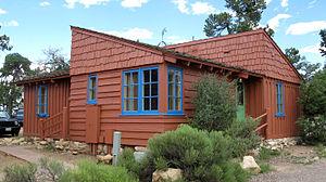 Bright Angel Lodge - Bright Angel cabin