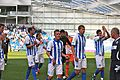 Brighton vs Spurs - Brighton celebrate.jpg