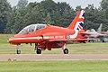 British Aerospace Hawk T.1 'XX323' (34792116064).jpg