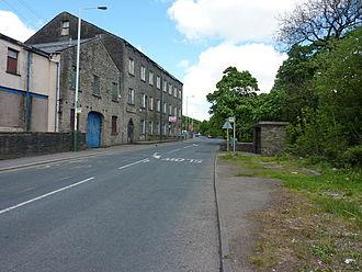 Broadclough - Broadclough Mill