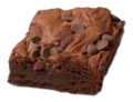 Brownie transparent.png