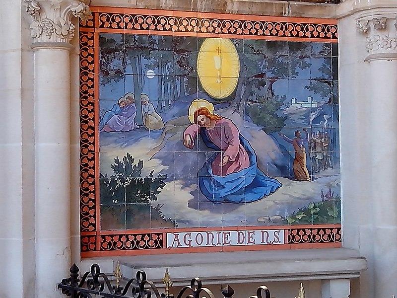 File:Bruley chapelle du Rosaire Gethsémani.jpg