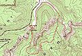 Bryce Canyon Swamp Canyon Trail topography.jpg