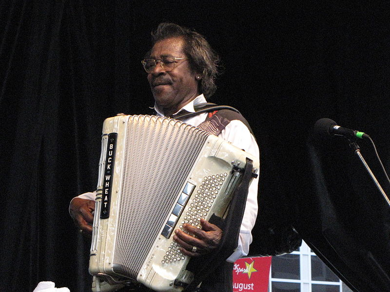 File:Buckwheat Zydeco and band performing at the Kitchener Blues Festival.jpg