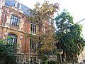 Bucuresti, Romania, Casa Niculescu Dorobantu pe Str. Gh. Manu nr. 9, sect. 1 (detaliu 2).JPG