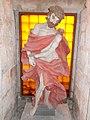 Budai kapucinus templom, Fájdalmas Krisztus-szobor, 2016 Várkerület.jpg