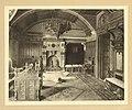 Budapest, Vajdahunyad vára, királyi lakosztály dolgozószobája. - Fortepan 82010.jpg