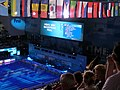 Budapest2017 fina world championships - 100backstroke final - scoreboard.jpg