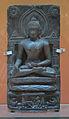Buddha in Bhumisparsha Mudra - Stone - ca 10th Century CE - Birat Cuttack - ACCN 8569-A24310 - Indian Museum - Kolkata 2016-03-06 1692.JPG