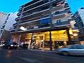 Building around plateia Karaiskakis in Metaxourgeio Athens Greece 11.jpg