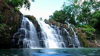 Lamitan - Bulingan Falls