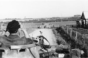 Operation Bagration - Panther on the Eastern Front, June 21, 1944