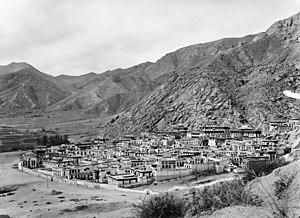 Sera Monastery - Sera Monastery in 1938