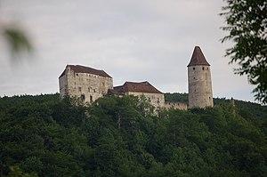 Burg Seebenstein - Image: Burg Seebenstein 2