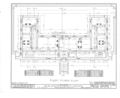 Burlington County Prison, 128 High Street, Mount Holly, Burlington County, NJ HABS NJ,3-MOUHO,8- (sheet 2 of 24).png