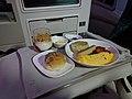 Business class breakfast on Fiji Airways 810.jpg