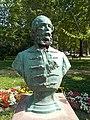 Bust of Lajos Kossuth by Barnabás Holló, 2019 Ajka.jpg