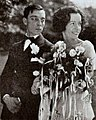 Buster Keaton & Natalie Talmadge - Jul 1921 EH.jpg