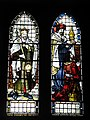 Bywell St. Andrew - stained glass window - geograph.org.uk - 1575567.jpg