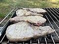 Côtes de porc marinées, cuites au barbecue, mars 2020 (005).jpg