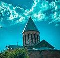 Cúpula de iglesia de Vardenis.jpg