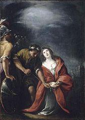 Le Martyre de sainte Irène