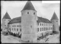 CH-NB - Yverdon-les-Bains, Château, vue partielle - Collection Max van Berchem - EAD-7587.tif