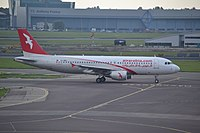 CN-NMH - A320 - MAT Macedonian Airlines