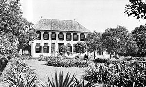 National Archives Building, Jakarta - The building in 1930s.