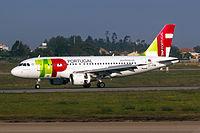 CS-TTM - A319 - TAP Portugal