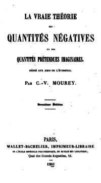 önéletrajz wiki C. V. Mourey   Wikipedia önéletrajz wiki