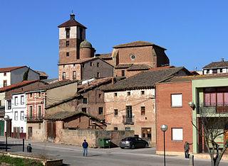 Cañas, La Rioja Place in La Rioja, Spain