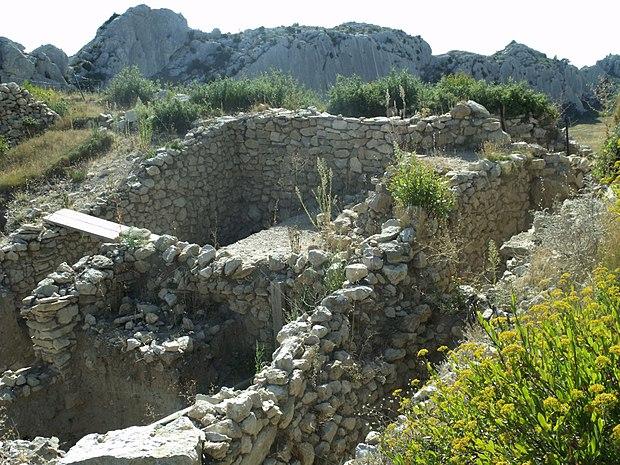 Monument historique à Mouriès