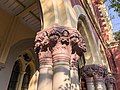 Calcutta High Court - Sculptured on the pillar 07.jpg
