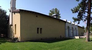 California Building (Reno, Nevada) - California Building, 1000 Cowan Dr., Idlewild Park Reno