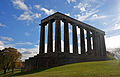 Calton Hill, the National Monument (11343527096).jpg