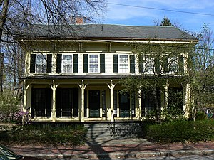 E. H. Brabrook House - Image: Cambridge MA EH Brabrook House