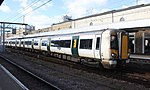 Cambridge - GTSR Great Northern 387123 empty to depot.JPG