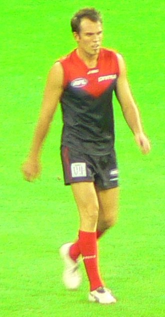 Cameron Bruce - Bruce in 2007