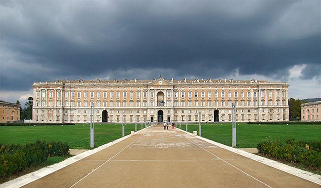 Caserta Kraliyet Sarayı
