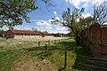 Campo di Fossoli- Baracca ricostruita.jpg